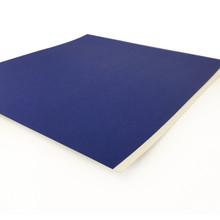3D Printer Blue Painters Tape Sheet Side View