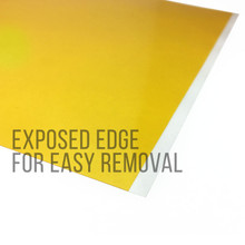 3D Printer Kapton Tape Sheet Removal