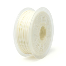 3D Printing Flexible TPU Filament White