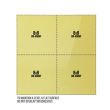 PEI Sheet 16 x 16 Adhesive Application