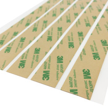 3M 468MP Adhesive Transfer Tape Strips