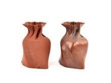 Copper Filament Bags Print