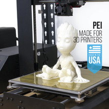 Ultem PEI 3D Printing Surface Made in USA