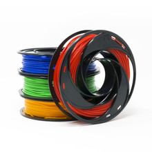 PLA Filament 200 g Spool 4 Color Pack