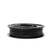 Polycarbonate Filament Small Spool Black Flat View