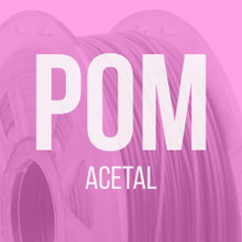 Acetal Filament Small Sample Spool