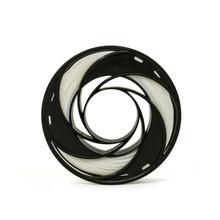 Acetal Filament Small Sample Spool Side View