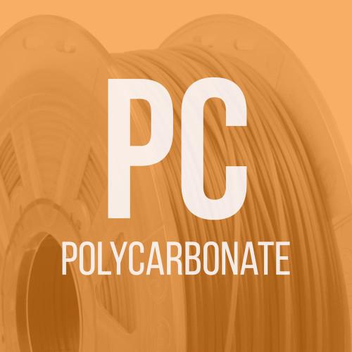 Polycarbonate Filaments