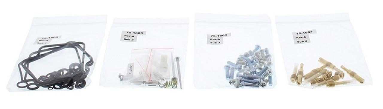 New Carburetor Rebuild Kit 91-07 CB250 Nighthawk Honda Carb Repair Set #X103