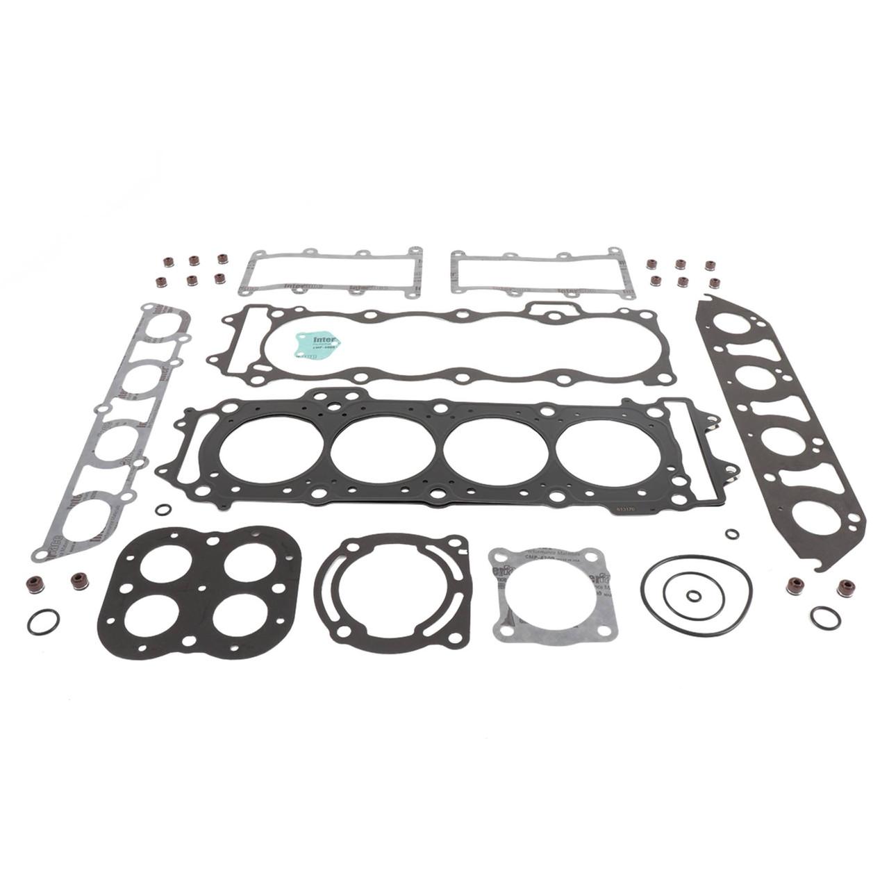 JT1500 Ultra 260LX//X 09-10 610419 for Kawasaki JT1500 Ultra 250X 07-08 Vertex Top Gasket Kit