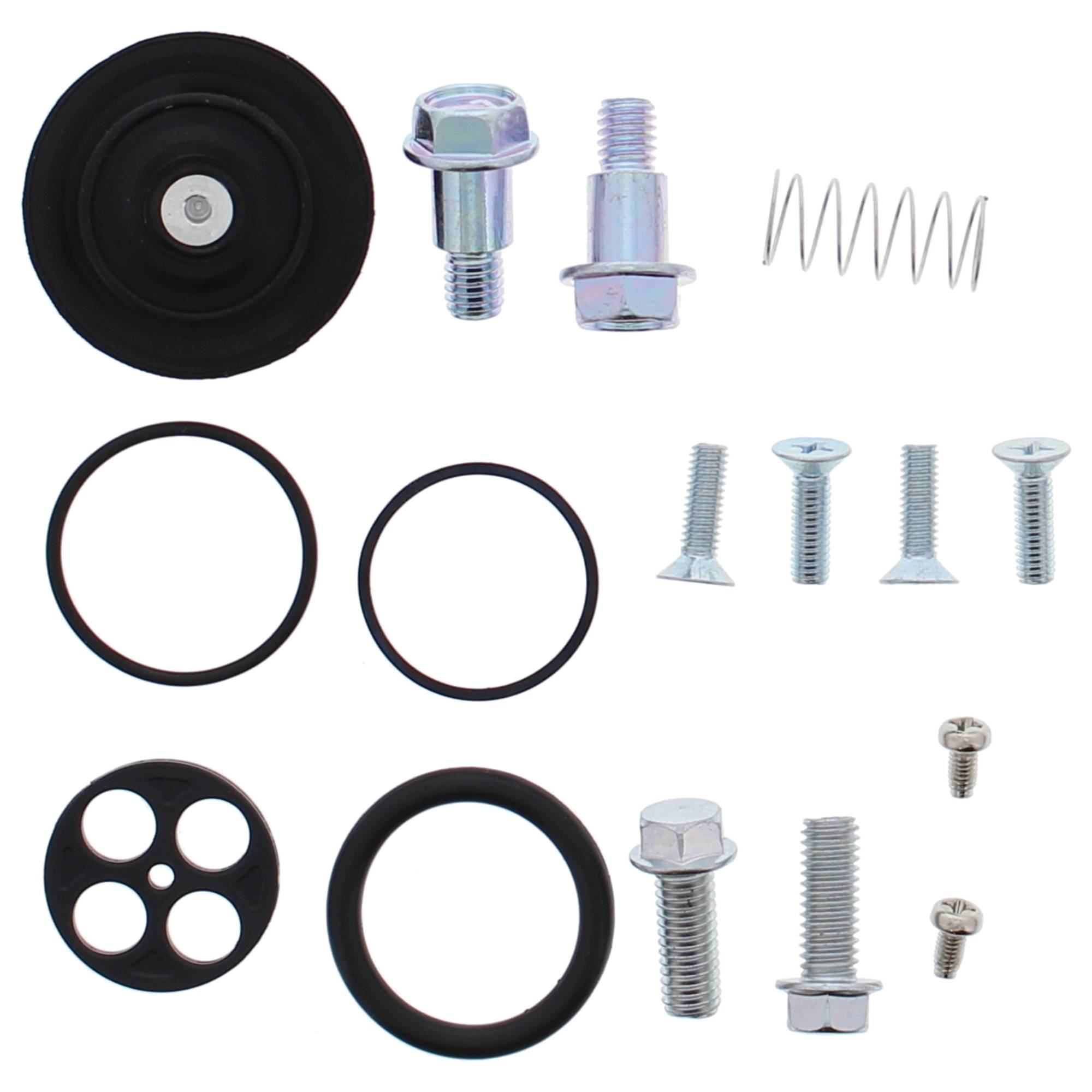 New All Balls 85-1027 Wheel Stud and Nut Kit Compatible With//Replacement For Kawasaki KVF650 Brute force 2005-2013 KVF700 Prairie 2004-2006 KVF650 I Brute force 2008 KVF650 Prairie 2002-2003