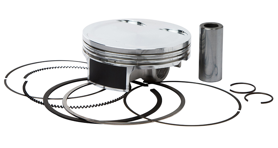 Vertex Big Bore Cast Piston Kit for Honda TRX 450 R (04-05) 23531C