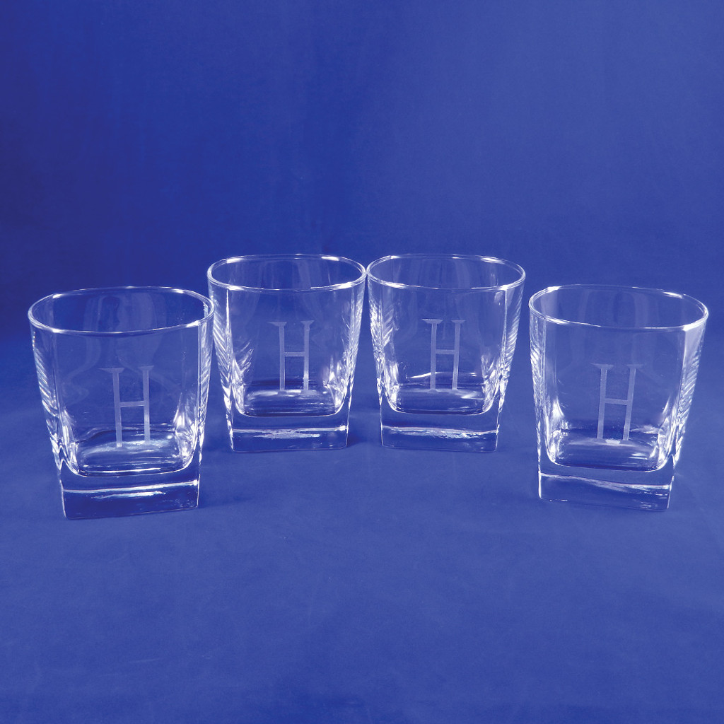 Raleigh Decanter Set Glasses