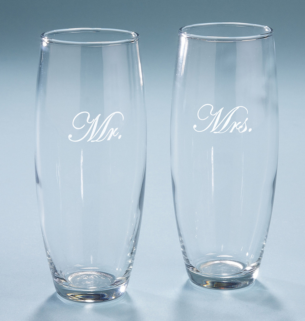Personalized Perfection Stemless Flutes