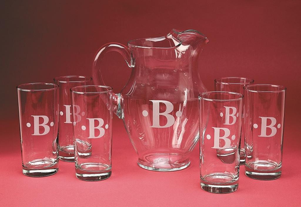 Personalized Posh & Bex Drink Set