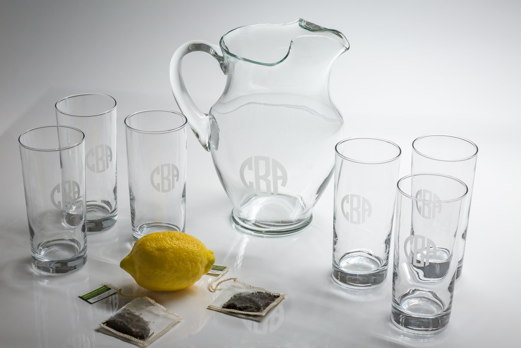 Personalized Posh & Bex Drink Set