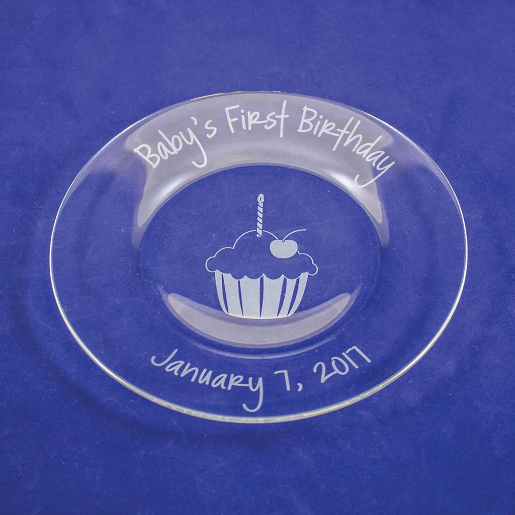 Baby's First Birthday Keepsake