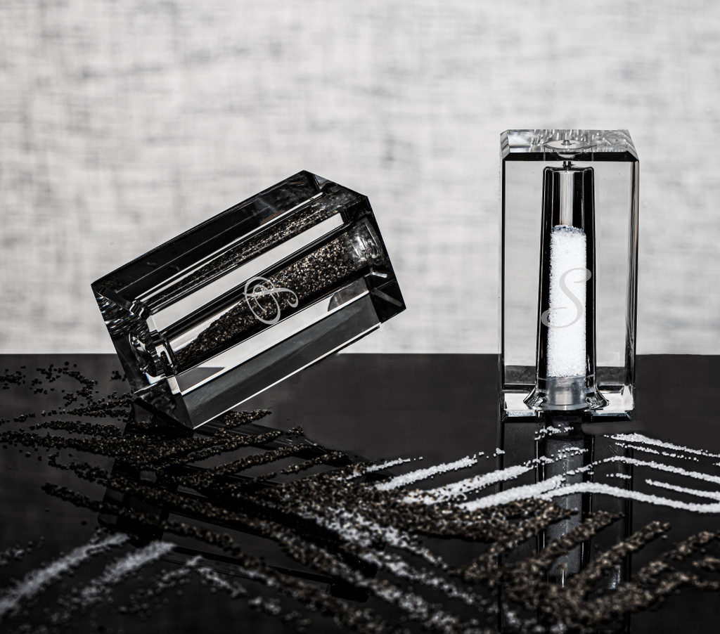 Personalized Salt and Pepper