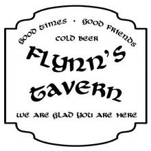 Personalized Irish Tavern Artwork