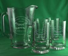 Personalized Irish Tavern Beer Set