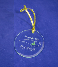 Home for the Holidays! Christmas Ornament
