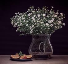 Personalized Daisy Vase, 3 Sizes
