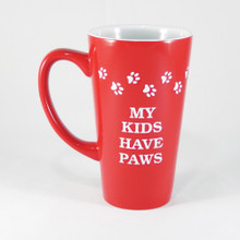 My Kids Have Paws Mug