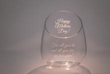 Personalized Sapporo Angle Vase