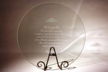 Crystal Plate