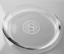 Ovoid Occasional Dish Engraved Versatile Dish