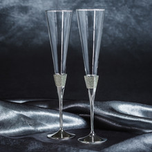 Lismore Flutes by Waterford Crystal - Engraving Available For Free