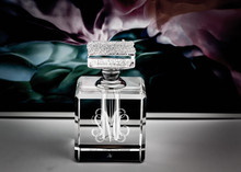 Personalized Crystal Ice Perfume Bottle