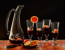 Personalized Sangria Set