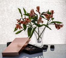 Monogrammed Personal Flower Vase