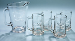 Your Very Own Monogrammed Tavern Set
