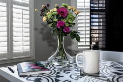 Personalized Carafe Vase