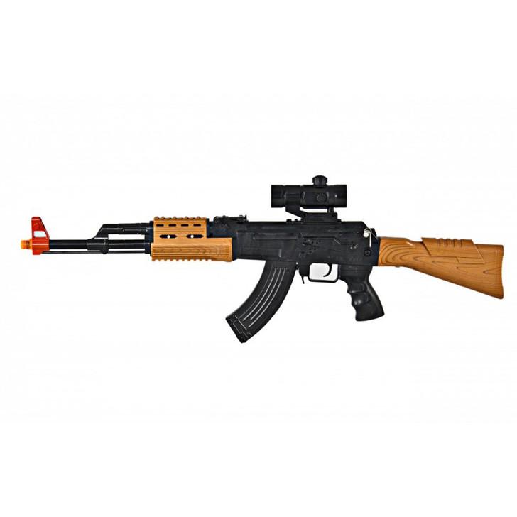 Toy AK-47 Assault Rifle