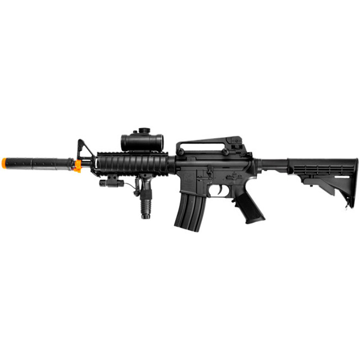 M83 M4/M16 Style Airsoft Rifle - *Shown In Black*