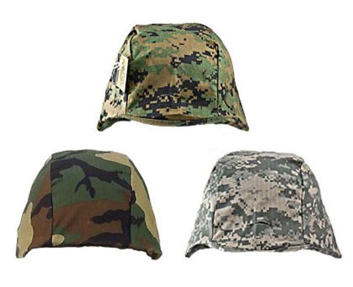 M88 Camo Helmet Cover