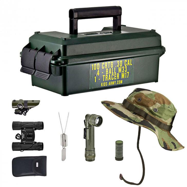 Special Forces Jungle Explorer Kit