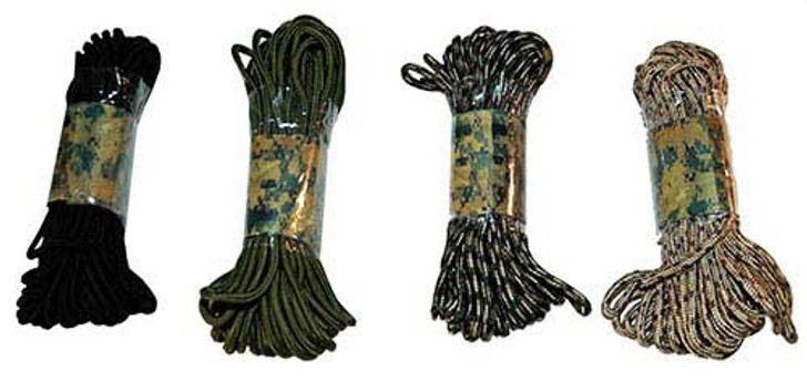 "1/4"" Camo Nylon Rope"