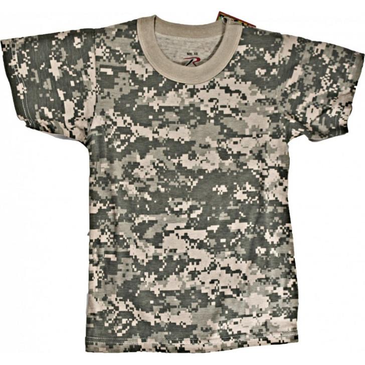 Camo T-Shirt - ACU Digital