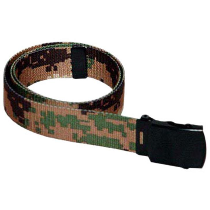 Belt - Woodland Digital