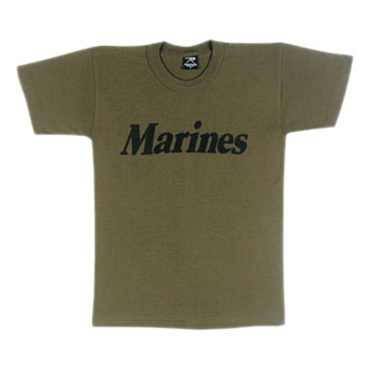 """Kids """"Marines"""" T-Shirt"""