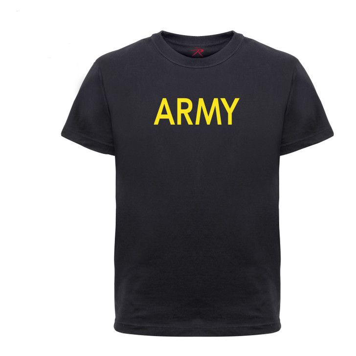 Kids T-Shirt - Army Insignia