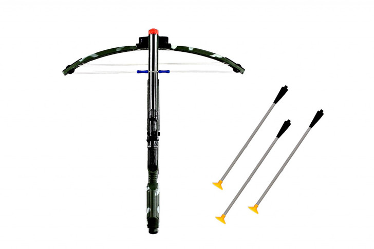 Deluxe Action Crossbow Set