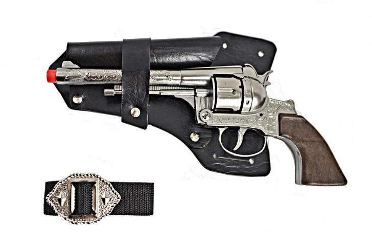 Doc Holliday Diecast Replica Revolver Cap Gun Set