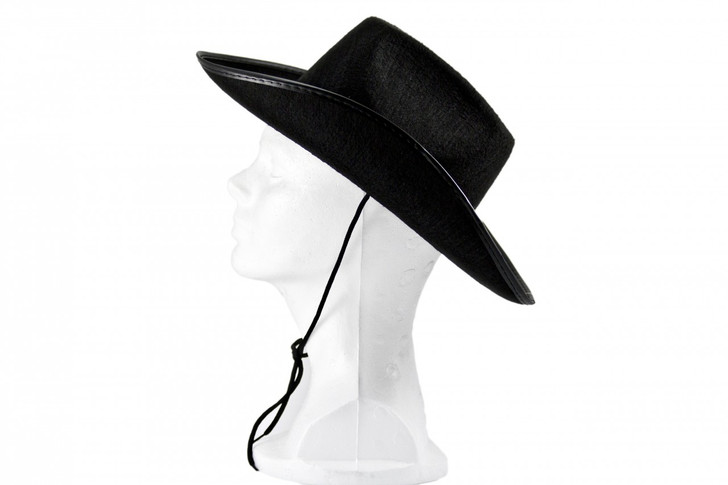 Cowboy Hat - Kids Black
