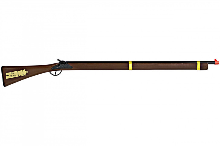 "Davy Crockett's ""Old Betsy"" Rifle"