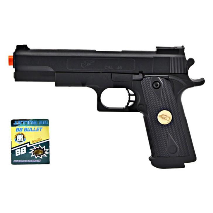 .45 Caliber Double Eagle Airsoft Pistol